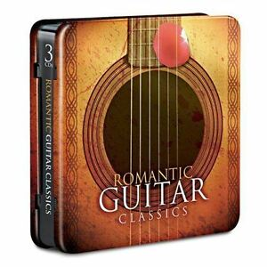 Romantic Guitar Classics 3CD Collection NEW