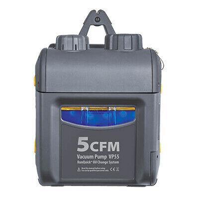 Fieldpiece Vp55 13 Hp 5 Cfm Vacuum Pump Wrunquick Oil Change System