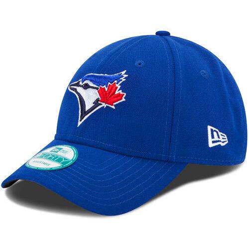 Toronto Blue Jays Cap MLB Baseball New Era Cap 9forty Kappe Klettverschluss