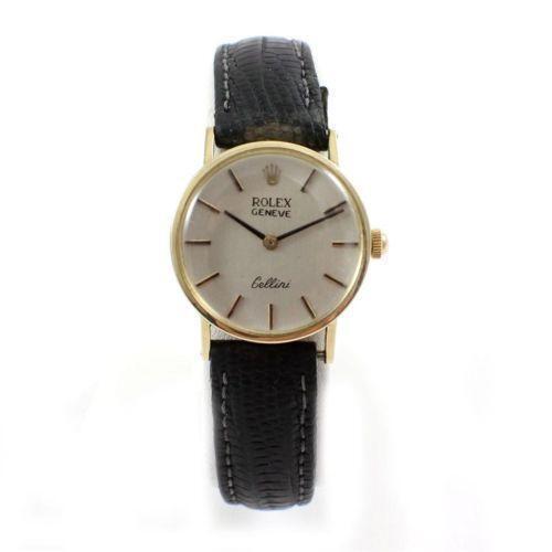 Ladies Rolex Watch Cellini EBay