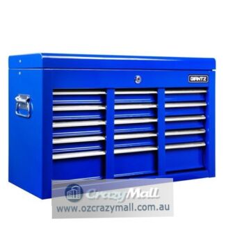 Giantz 9 Drawers Mechanic Toolbox Chest Cabinet