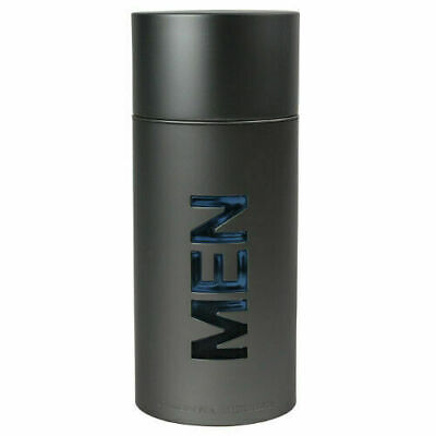 212 Cologne by Carolina Herrera, 3.4 oz EDT Spray for Men UNBOXED