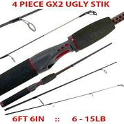 3 Piece Fishing Rod