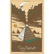 Terry Pratchett Pyramids Hard Back