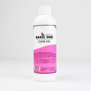Christrio Gel/Basic One  LED/UV- 8oz. Clear Gel