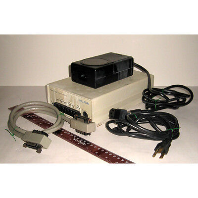 Millipore Waters Hplc Pump Control Module With Power Adapter