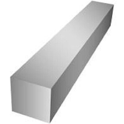 Stainless Steel Solid Bar 3 X 3 X 3 3l12