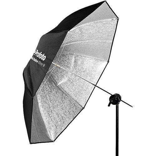 "Profoto 100975 Umbrella Shallow Silver 41"", New Dealer Demo"