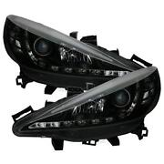 Audi R8 Headlights