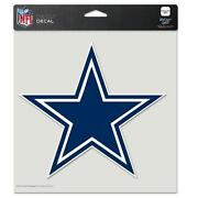 Dallas Cowboys Decals