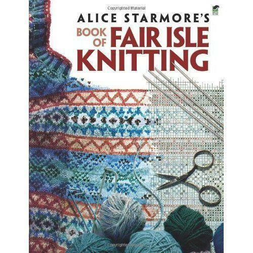 Fair Isle Knitting Book | eBay