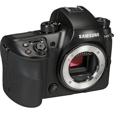 Samsung NX1 Mirrorless Digital Camera - Body Only, Black