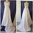 Sequin Strapless Wedding Dresses 12 Size (Women's)