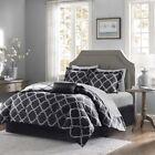 Madison Black Comforter Sets