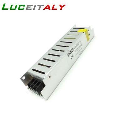 Alimentatore LED Trasformatore 60W 5A 12V DC per LED strisce lampadine corrente