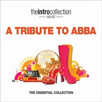Various Artists - Tribute to ABBA / Various [New CD] UK - Import