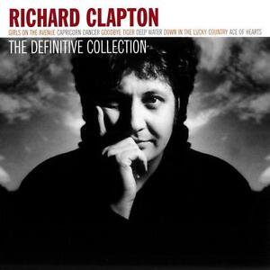 RICHARD CLAPTON The Definitive Collection CD BRAND NEW