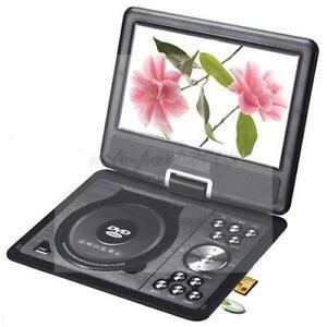tragbarer dvd player ebay. Black Bedroom Furniture Sets. Home Design Ideas