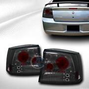Dodge Charger Smoked Tail Lights