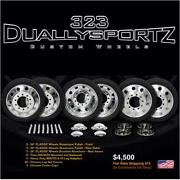 Dually Wheels Tires