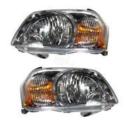 Mazda Tribute Headlight