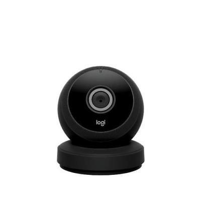 Logitech Circle Wireless HD Video Battery Powered Security Monitoring Camera