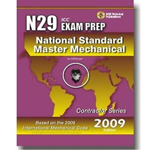 N29-National-Standard-Master-Mechanical-Study-Questions-Workbook-ICC-Exam