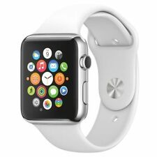 Apple WATCH SPORT 38mm Silver Aluminum Case White Sport Band (MJ2T2LL/A)