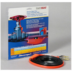 Water Pipe Freeze Protection Cable