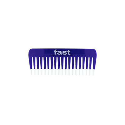 FAST Detangling hair comb wide toothed detangles long knotty hair ladies kids