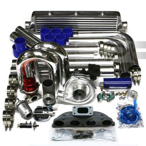 Bmw S85 Twin Turbo Kit: DC5 Turbo Kit