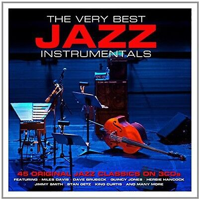 Very Best Of Jazz In   Very Best Of Jazz Instrumentals  New Cd  Uk   I
