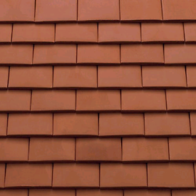 Sandtoft Humber Plain Clay Roof Tiles size 265mm x 165mm New Qty 540