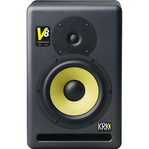 KRK V8ii - V Series Powered Nearfield Monitor