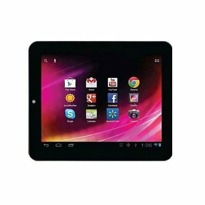 """HKC P886A-RD 8"""" Tablet 1.5 GHz Dual Core, Google Certified 1GB Ram 8GB Storage"""