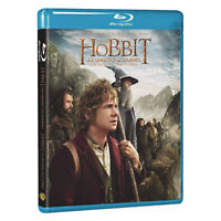 The Hobbit an unexpected journey blu-ray