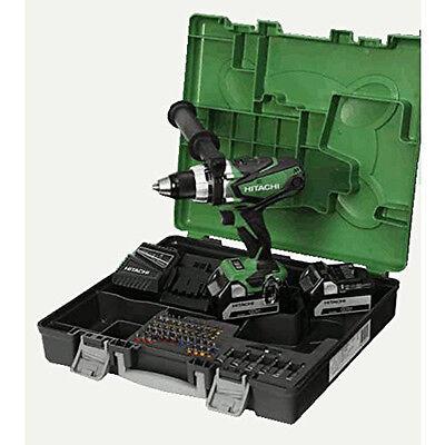 Hitachi DS 18 DSDL 18 Volt Li-Ion Akkuschrauber DS18DSDL mit 4,0 Ah Li-Ion-Akkus
