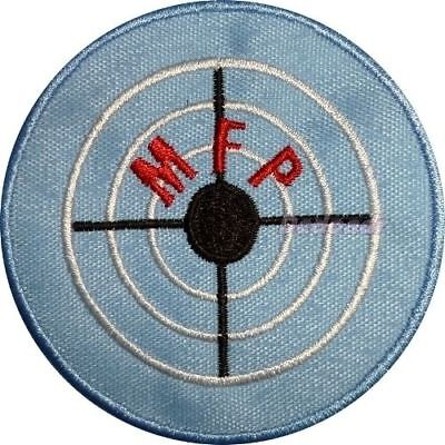 MAD MAX Embroidered Patch Replica MFP Left Arm Road Warrior Main Force Patrol