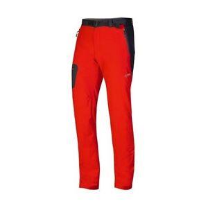 Directo-Alpine-Cruise-Pantalones-Pantalones-al-aire-libre-para-hombre-rojo-negro