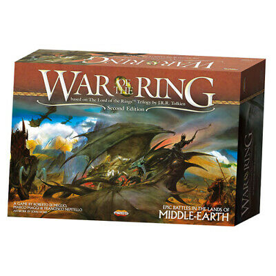 Lord of the Rings - War of the Ring (2nd Edition)