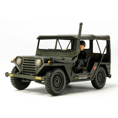 TAMIYA M151 A1 Jeep Vietnam 35334 1:35 Military Model Kit