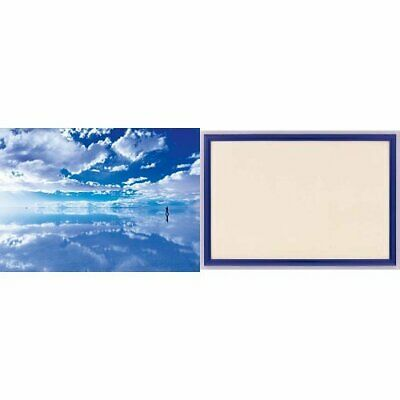 500 Piece The best view of the world The mirror of the sky Uyuni Salt Lake wood