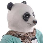 Panda Head Costume