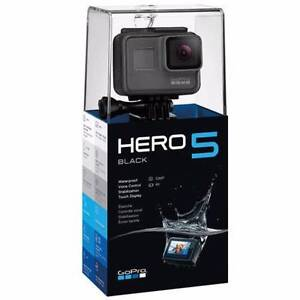 Gopro Hero5 Black - Free postage by courier (Brand New) Mortdale Hurstville Area Preview