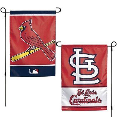 ST. LOUIS CARDINALS ~ 2-Sided Official MLB 12.5 x 18 Garden Flag Banner ~ New!](St Louis Cardinals Garden Flag)