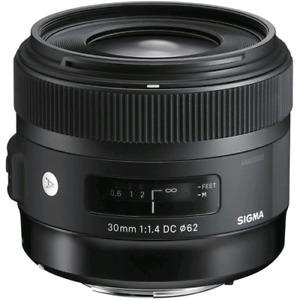 Objectif Sigma 30mm F1.4 DC HSM Art Pour Nikon