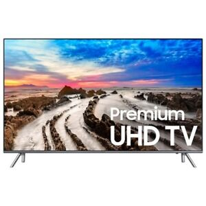 "SUMMER SALE - NEW, SEALED IN BOX Samsung 55"" 4K - UN55MU8000FXZC"