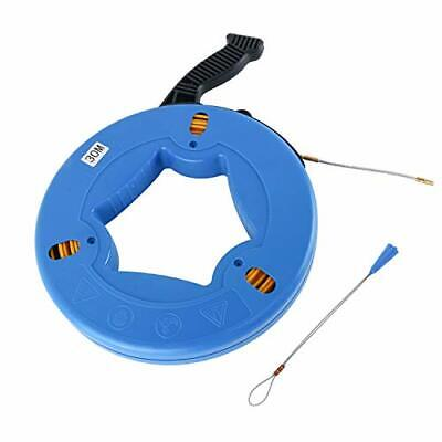 Fiberglass Wire Cable Electric Running Rod Duct Rodder Fish Tape Puller