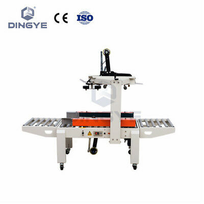 Fxc5050 Semi-automatic Carton Sealer Side Conveyor