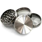 Chromium Crusher Herb Grinder